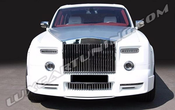 Full Body kit Mansory Conquistador for Rolls Royce Phantom I and II