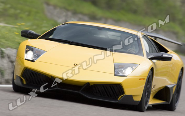 Full body kit SV for Lamborghini Murceliago LP670-4