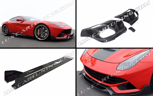 Full body kit DMC style for Ferrari F12 Berlinetta