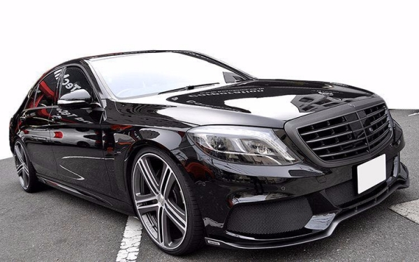 Spare parts and accessories body kit for Mercedes benz s550 parts and accessories