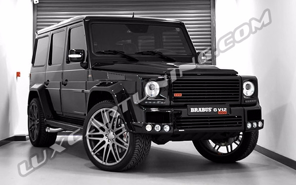 IN STOCK, Full body kit BRABUS GV12 S 900 for Mercedes Benz G class and G class coupe W463
