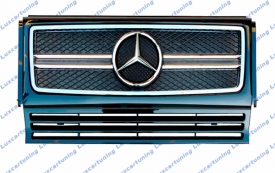 Facelift front grill 63/65AMG for MercedesBenz G class W461, W462,W463