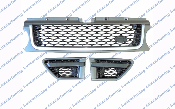 Grill set AUTOBIOGRAPHY for Range Rover Sport till 2013