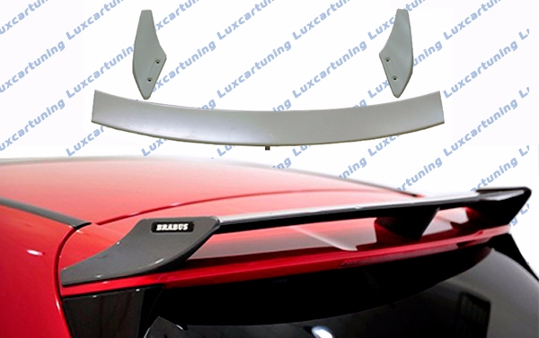 Trunk spoiler BRABUS for Mercedes Benz A class W176