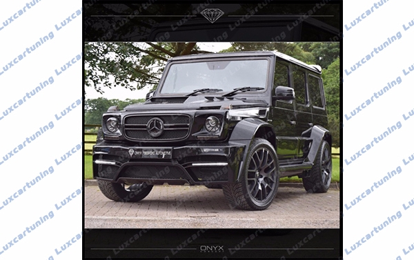 Original body kit ONYX G7 SAN MORITZ for Mercedes Benz G class