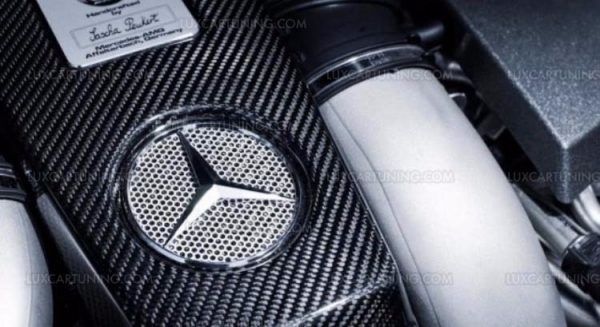LuxCarTuning.com GLE-Class - 63 AMG engine carbon covers ...