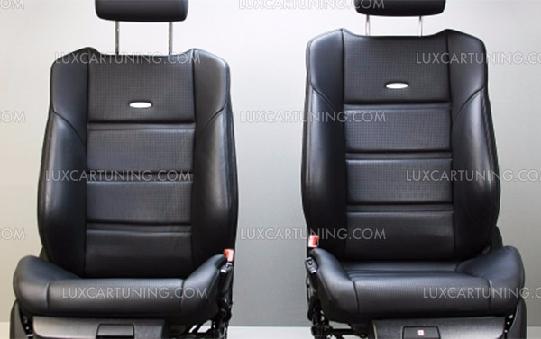 AMG DESIGNO front full seats for Mercedes Benz G class W463
