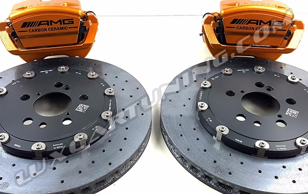 Carbon ceramic brake system set for Your Mercedes Benz S class W222
