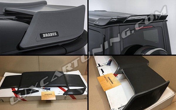 Exclusive | 2019MY BRABUS wing-spoiler for Mercedes Benz G class W463A.