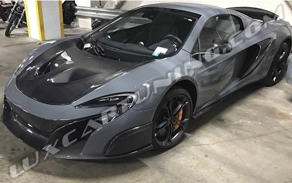 Exclusive | Carbon fiber exclusive body kit for Your Mclaren 650s: