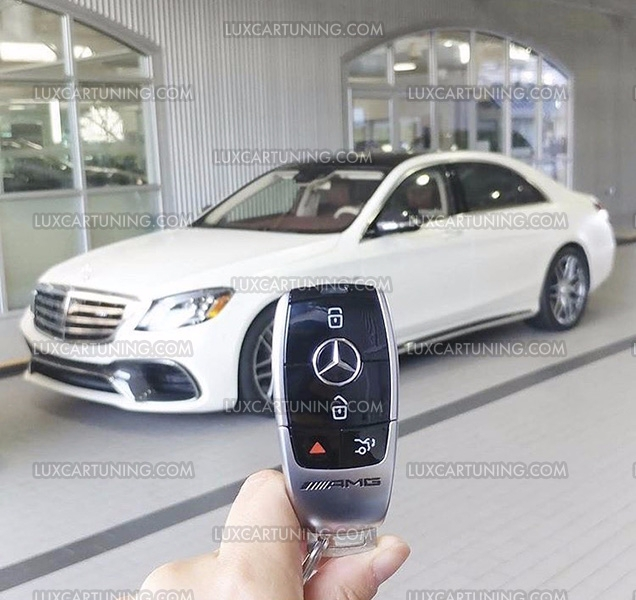 Spare parts and accessories facelift for Mercedes benz official accessories