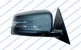 Facelift side mirrors for Mercedes Benz S class W221