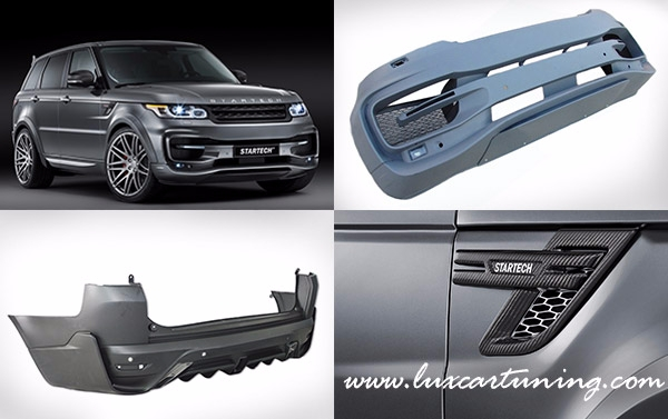 Full wide body kit STARTECH for Range Rover Sport L494 up to 2013 model