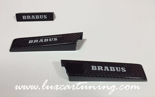 Illuminated pencil Brabus for Mercedes Benz G class W463 with Brabus Widestar body kit