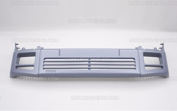 Original BRABUS GV12 front bumper full set and radiator grill for Mercedes Benz G class