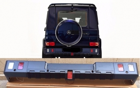 Rear bumper Brabus Widestar for Mercedes Benz G class W461-3