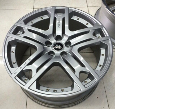 Rims 20 and 22 sizes by KAHN style for Land Rover Range Rover 5x120