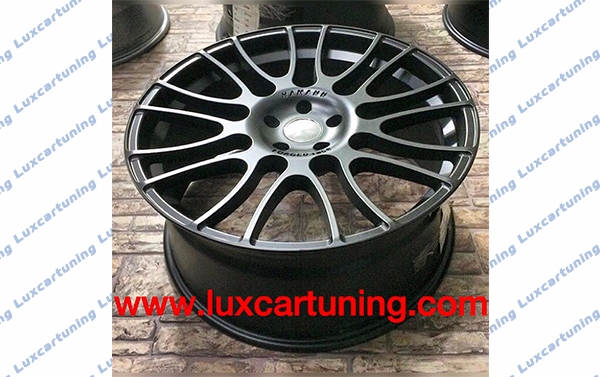 Wheels by HAMANN style R22 5x120 10j ET40 for all models Land Rover Range Rover