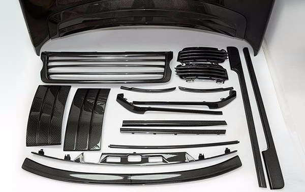 Exterior full carbon set for Range Rover Vogue L405 up to 2013