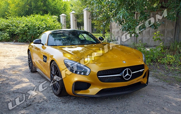 Full carbon body kit EDITION1 for Mercedes Benz AMG GT(S) C190