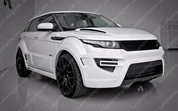 Full body kit ONYX style for Range Rover Evogue
