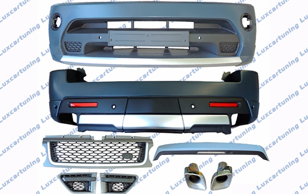 Body kit Autobigraphy for Range Rover Sport till 2013