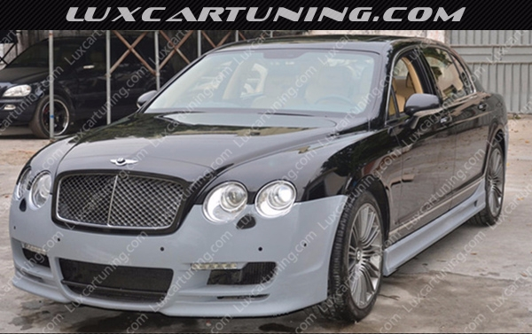 Body kit Hamann Style for Bentley Flying Spur 2006-12