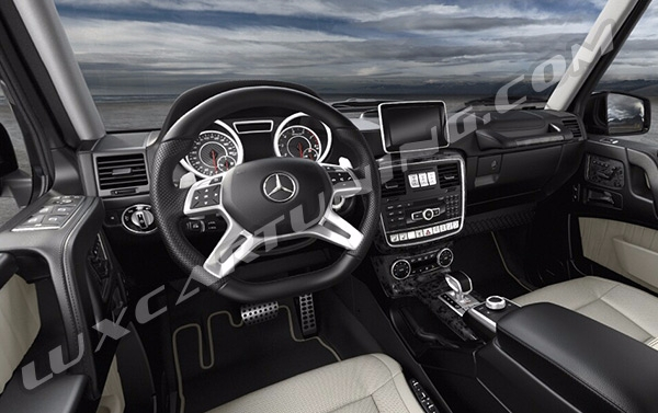 Original Steering wheel special edition AMG 2017 with carbon designs and without for Mercedes Benz G class W463, G500 4x4, G63 Edition 6x6