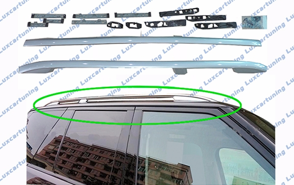 Roof rack with assembly for Range Rover Vogue after 2013 model