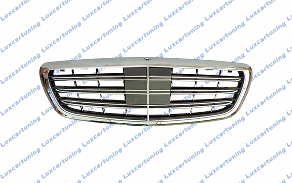 Front grill 65 AMG Maybach for Mercedes Benz S class W222