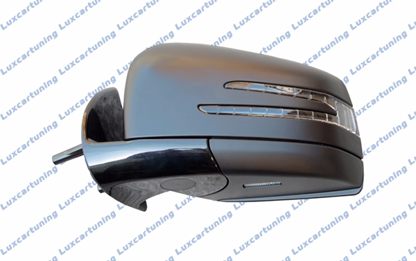 Facelift side mirrors with distronic lights for Mercedes Benz G class W461, W462, W463