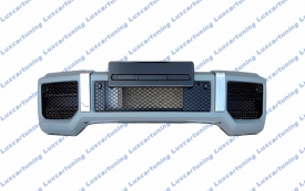 Facelift front bumper 63/65 AMG with intercoolers for Mercedes Benz G class W461, W462, W463