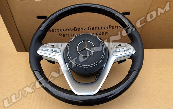 ☑️2017-18 model all new Maybach steering wheels for Your Mercedes Benz S class W222 and Maybach S600 X222