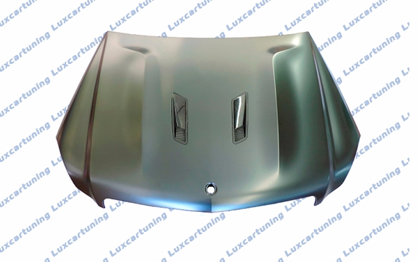 Aluminium hood Black Series for Mercedes Benz E class W212