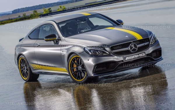 AMG C63 Edition 1 Retrofit Kit for C205 C Coupe