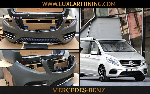AMG LINE conversion kit for Your Mercedes Benz V class W447: