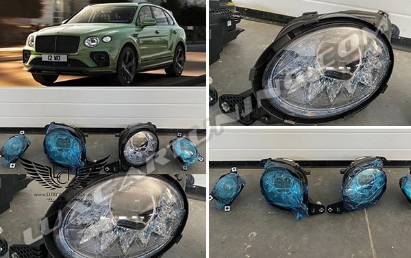 Bentley Bentayga 2021MY