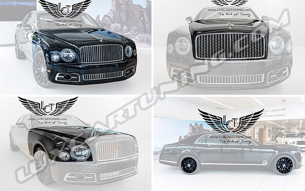 Bentley Mulsanne Series I