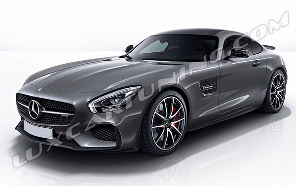 Edition 1 OEM body kit for Mercedes Benz AMG GT C190