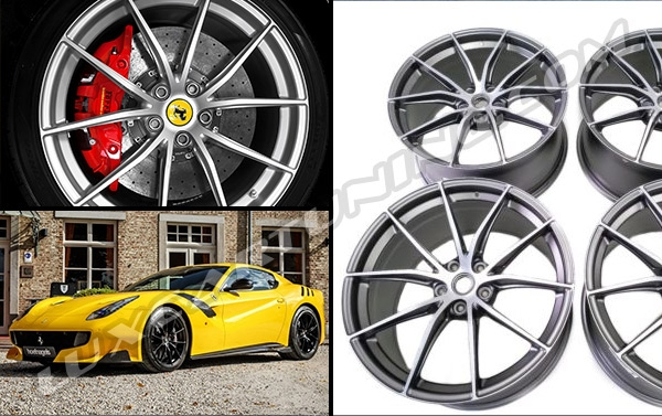 Exclusive: Available for order | TDF (Tour de France) Limited Edition body kit for Ferrari F12 Berlinetta:
