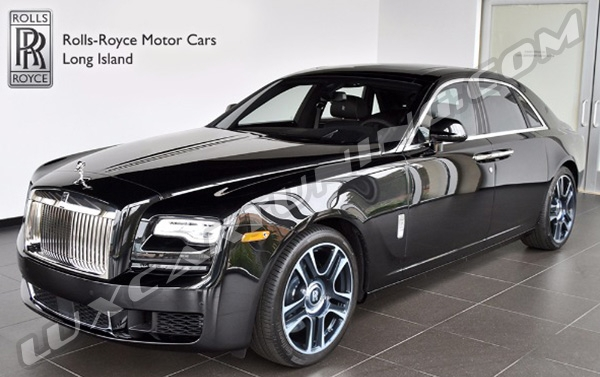 Facelift body kit Ghost III for Rolls Royce Ghost I and Ghost II: