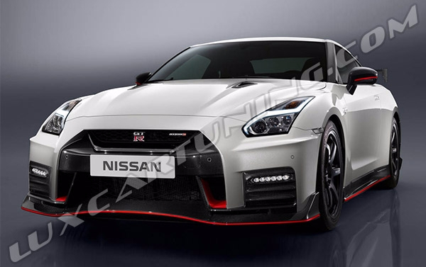 Spare parts and accessories full for Nissan gtr bodykit