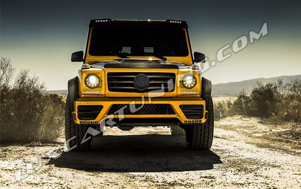 Full wide body kit Mansory for Mercedes Benz G class W463