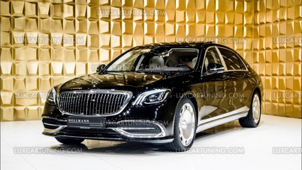 luxcartuning maybach in stock 2018 19my maybach