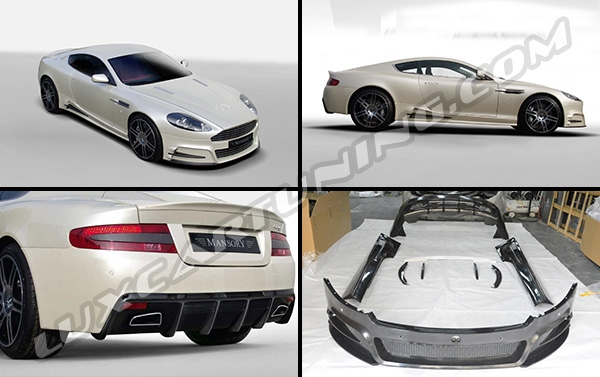In Stock | Mansory body kit for Your Aston Martin DB9