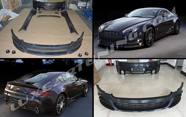 In Stock | Mansory body kit for Your Aston Martin Vantage V8: