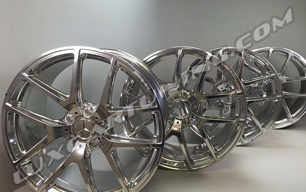 In Stock  ☑️R21 (5x130) original forged 463 Edition wheels for Mercedes Benz G class W463.