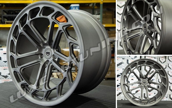 LC2-C1 Exclusive wheels by Vossen in R20-R24 for all models of your favorite cars…