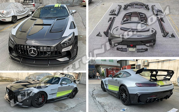 One of most interesting tuning kit in last year: BLACK SERIES
