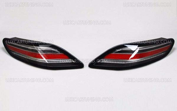 Original Black Series taillights for Mercedes Benz SLS 63 AMG C197